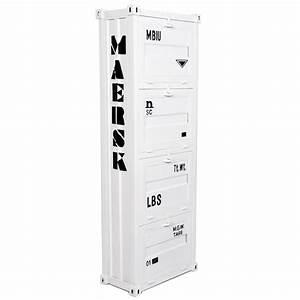 Schuhschrank Metall Weiß : schuhschrank schuhkipper schuhregal metall wei container design retro neu ebay ~ Indierocktalk.com Haus und Dekorationen
