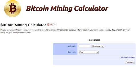Kilo hash bitcoin mining calculator cloud mining profitability. 16 Awesome and useful Bitcoin calculators