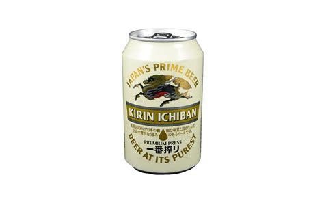 cuisine japonaise santé bière kirin ichiban 33cl en canette