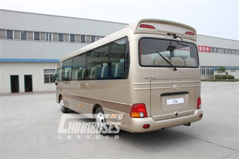sichuan hyundai started rolling  county minibus news