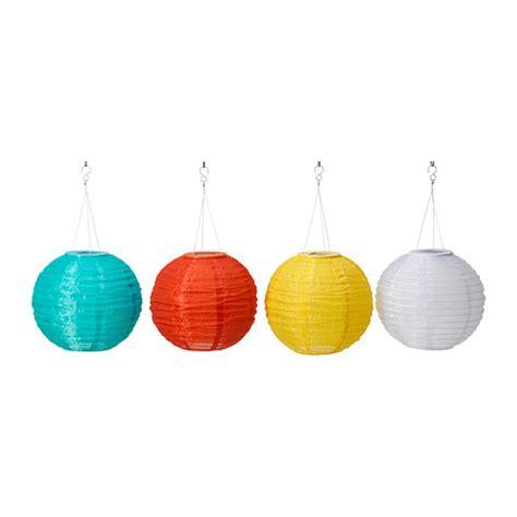 Ikea Solvinden Solarleuchte Hängeleuchte 30cm Lampion