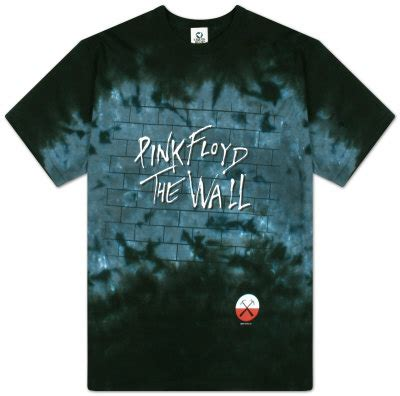 pink floyd brick in the wall t shirt teevault
