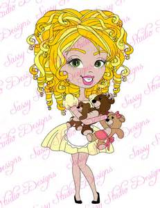 Goldilocks Cartoon