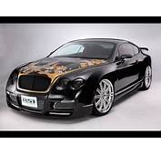 Cars Riccars Design ASI Bentley Continental GT Wallpapers