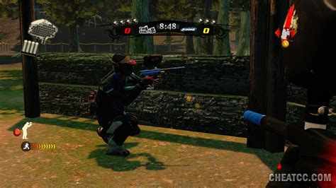 nppl championship paintball  review  xbox