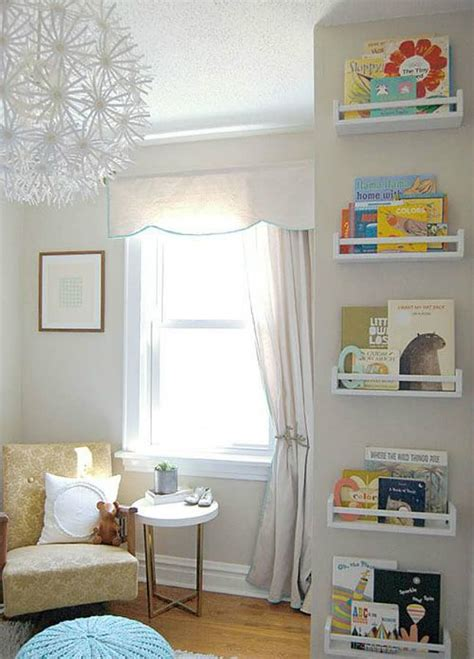 ingenious space saving tips  tricks  small nursery