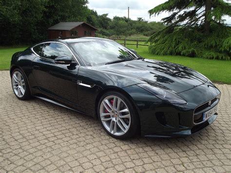 a 2014 jaguar f type r coup 233 registration number wx64 yeg green insurance category d jaguar s