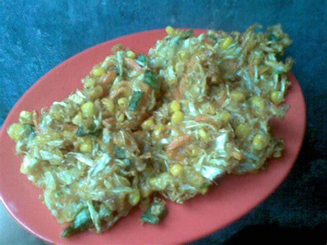 Bakwan adalah makanan gorengan khas indonesia yang terbuat dari. Bakwan Sayur Jagung Manis