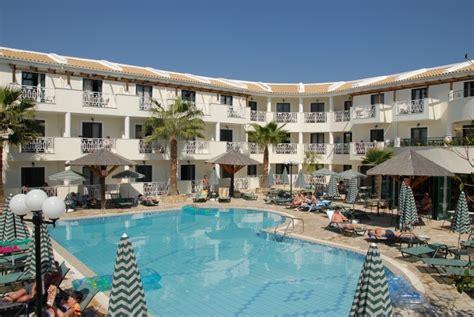 caretta beach hotel  kalamaki zakynthos greece holidays  zante island