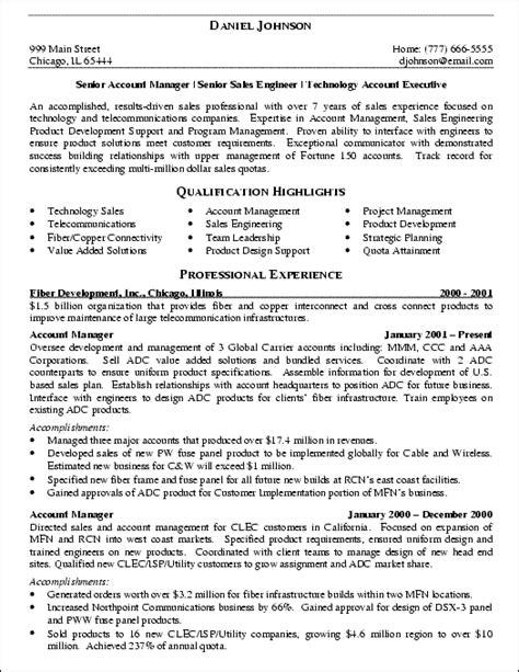 sle resume exles it sales engineer resume exle resume exles