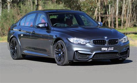Bmw M3 Review 2014 Dct Automatic