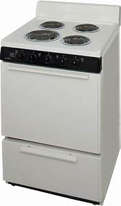 Premier Eck100t 24 Inch Freestanding Electric Range With 4