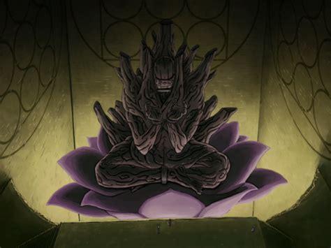 demonic statue   outer path narutopedia fandom