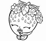 Coloring Shopkins Colouring Shopkin Sheets Printable Yahoo Cartoon sketch template
