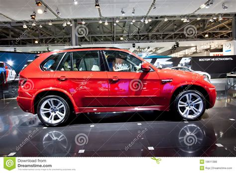 jeep cars red red jeep car bmw x5 m editorial stock photo image 19611388