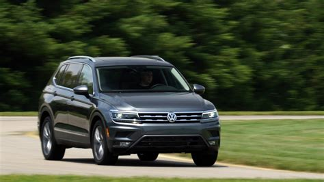 volkswagen tiguan  drive review consumer reports