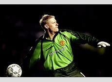 Legends of club football Peter Schmeichel