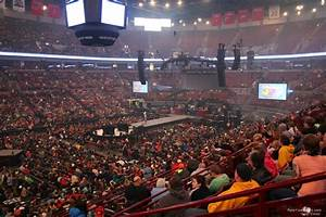 Section 225 At Schottenstein Center For Concerts