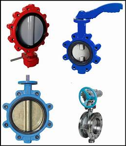 Ansi Class125 1 Inch Cast Iron Butterfly Valve For Water