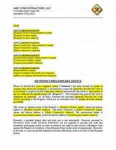 California subcontractor mechanic lien forms kits for Pre lien payment demand letter