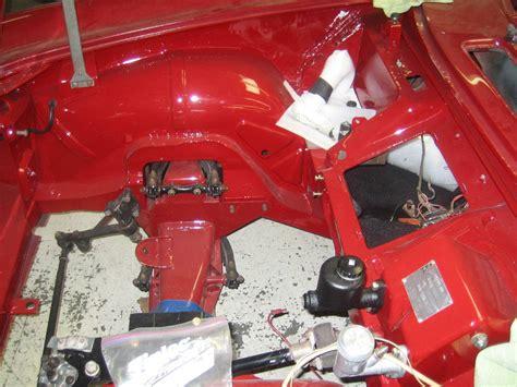 volvo p partially restored car  sale  sonoma