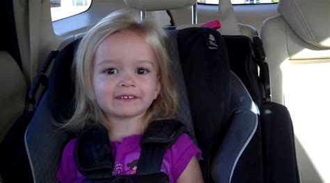Chloe Disneyland Meme - utah toddler shoots down parent s surprise disneyland invitation with stink face in funny