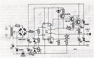 Adjustable Power Supply 0   1a