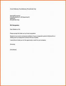 11 Sample Resignation Letter One Week Notice Notice Letter 10 Professional Resignation Letter Templates Free Resignation Letter Samples Download PDF DOC Format FRESH JOBS AND FREE RESUME SAMPLES FOR JOBS Resignation