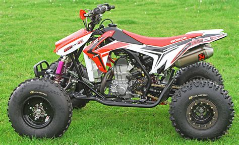 Year Of The Honda Trx450r? Fastest Race Atv Coming?