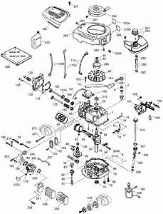 Riding Mower Engine Diagram