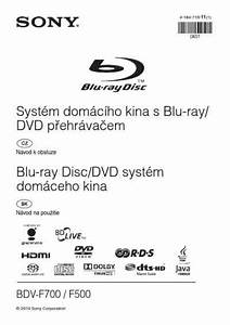 Sony Bdv F700 Home Theater Download Manual For Free Now