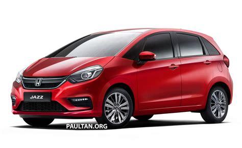 Honda New 2020 by 2020 Honda Jazz Rendered A Softer Looking 4th