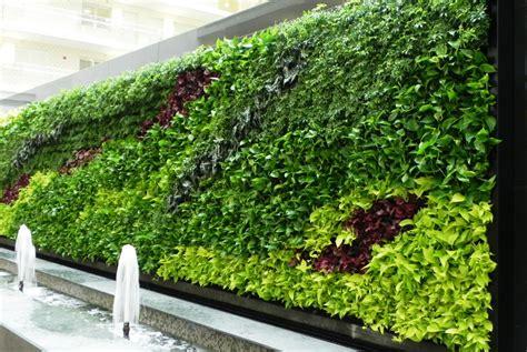 Vertical Garden by Slider Green Walls Vertical Garden Company Living Wall
