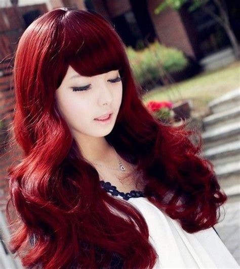 Bright Red Hair Dye Hair Pinterest
