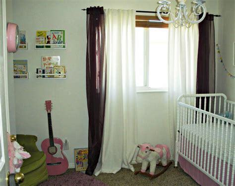 nursery curtains blackout baby nursery decor beautiful