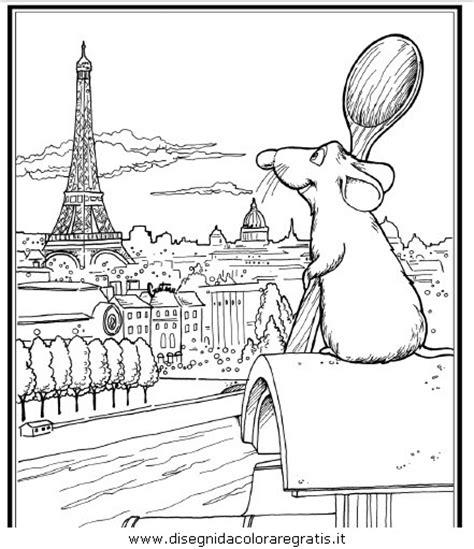 Kleurplaat Djago by Disegno Ratatouille 63 Personaggio Cartone Animato Da