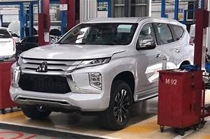 Here's a full look at the facelifted 2020 Mitsubishi