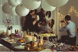 Entertaining  A Standing Dinner Party Menu Made For Mingling  Atelier Chris