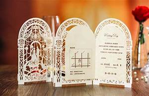 card with envelope picture more detailed picture about With 3d wedding invitations glasses