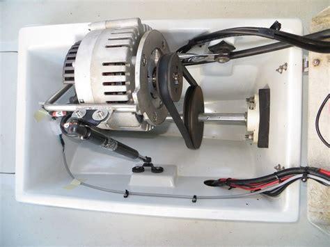 Electric Inboard Motor by Diy Electric Inboard Boat Motor Impremedia Net