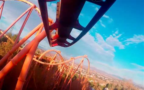 scared  roller coasters    rtm