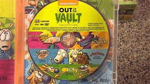 Nickelodeon Out Of The Vault Collection Dvd By Shout