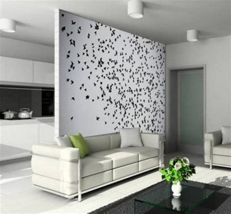 wallpaper accent wall ideas living room amazing interior