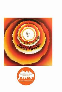 Classic Album Sundays Kc  Stevie Wonder  U0026quot Songs In The Key Of Life U0026quot  Tickets In Kcmo  Mo  United
