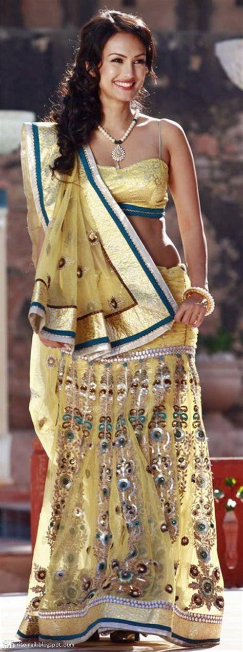 models promoting lehenga saree hd desktop