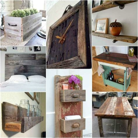 barn wood projects 18 diy projects from barn wood