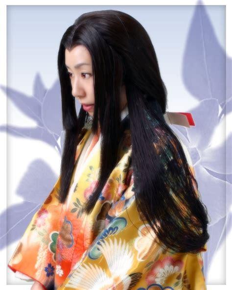 taregami japanese traditional hairstyles pinterest