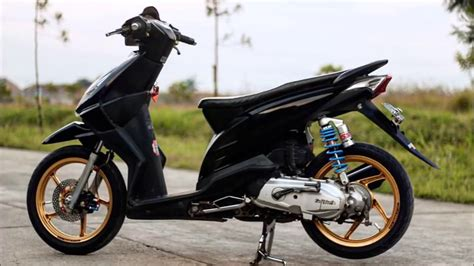 Modif Babylook by 89 Modifikasi Scoopy Babylook Kumpulan Modifikasi Motor