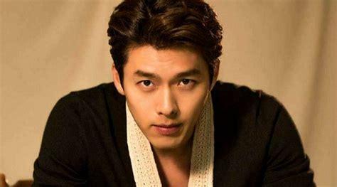 actor hyun bin    cast  crash landing  love