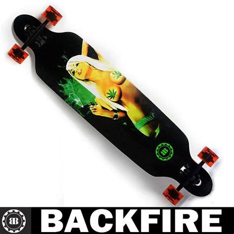 drop deck longboard sector 9 aliexpress buy backfire skateboards 42 quot warped